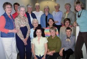 Inaugural Steering Committee May 2007