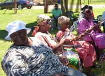 Silina Snell, Bertha Chiloane, Mandu Monyane, Martina